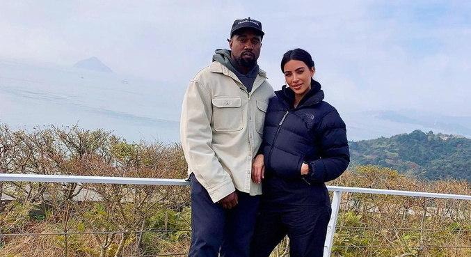 Crise no casamento de Kim e Kanye se agravou com as eleições americanas