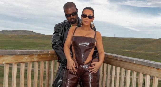 """Kim teria pedido que Kanye não """"deprecie"""" a família deles em suas músicas"""