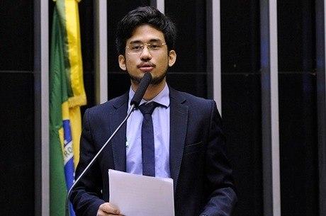 Na imagem, deputado federal Kim Kataguiri (DEM-SP)