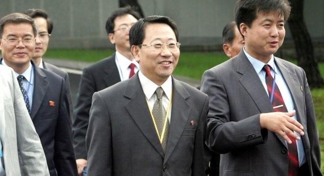 Kim Myong Gil foi embaixador da Coreia do Norte no Vietnã entre 2015 e 2019