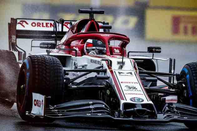 Kimi Räikkönen quer se recuperar do início ruim do campeonato