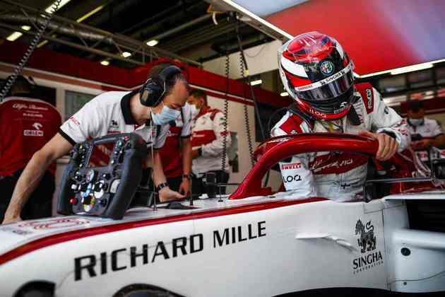 Kimi Räikkönen teve classificação para esquecer na Áustria ao ficar em 19º