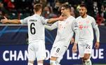 Kimmich, Javi Martinez, Bayern, Bayern de Munique