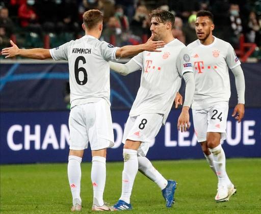 Javi Martínez - Bayern de Munique - 32 anos - Volante - Contrato até: 30/06/2021