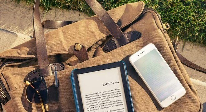 Kindle 10ª geração em promoção de R$ 349,00 por R$ 255,55 no esquenta Black Friday da Amazon