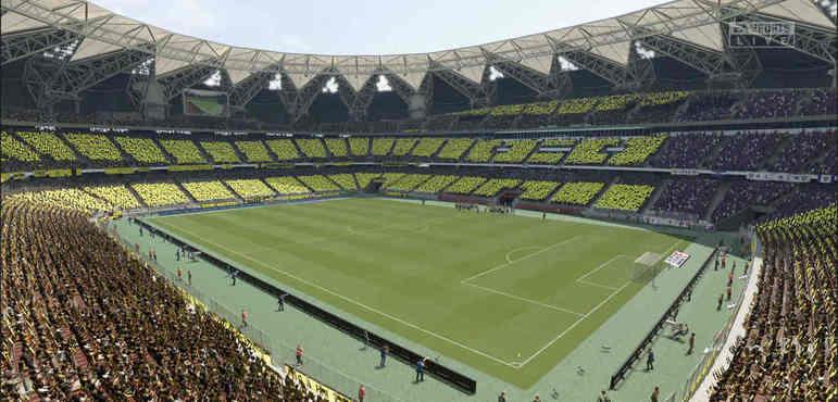 King Abdullah Sports City Stadium - Arábia Saudita