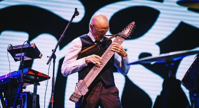 King Crimson no Rock In Rio