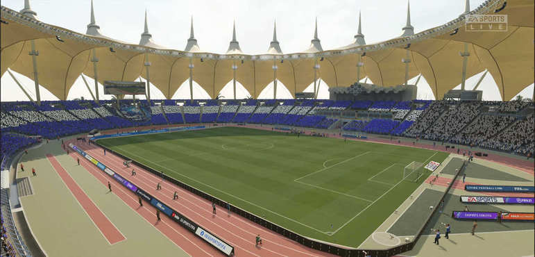 King Fahd International Stadium - Arábia Saudita