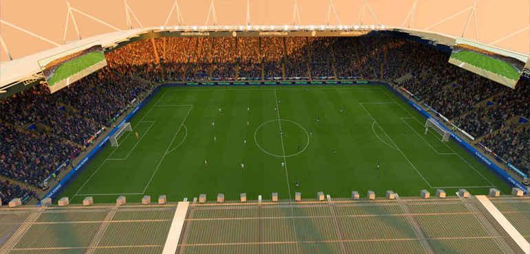 King Power Stadium - Inglaterra