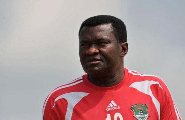 Kinnah Phiri: 71 gols em 115 jogos pela seleção do Malaui.