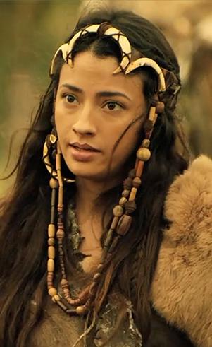 Kira (Carolina Oliveira): Segunda filha de Adão e Eva e primeira a ser mãe, depois de Eva.