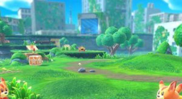 Kirby and the Forgotten Land é anunciado para o Switch