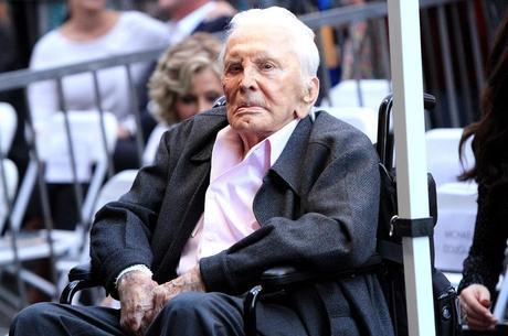 Kirk Douglas morreu aos 103 anos