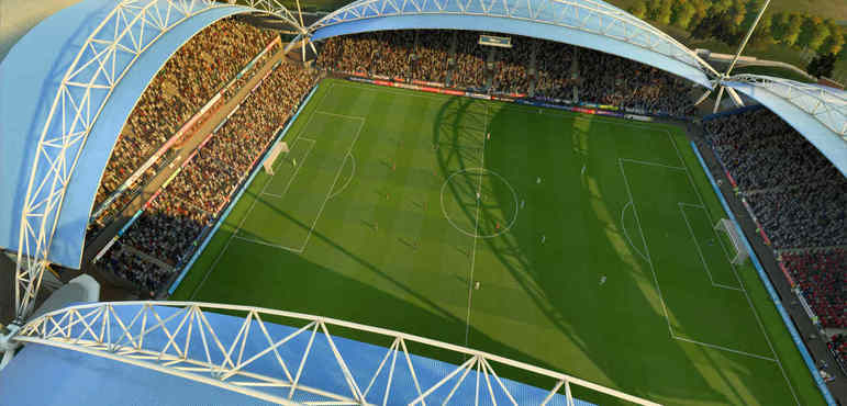 Kirklees Stadium - Inglaterra