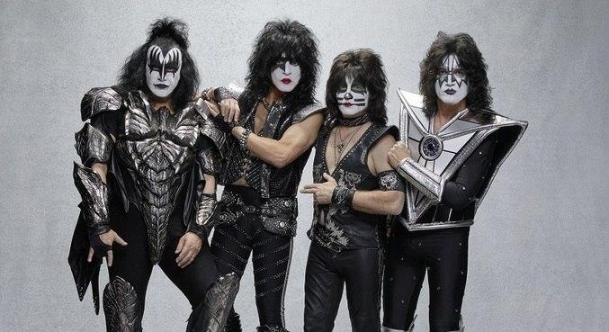 Shows da banda Kiss aconteceriam em outubro deste ano
