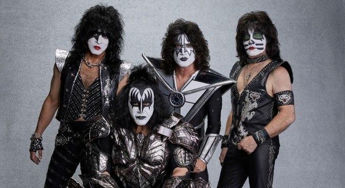 A turnê de despedida da banda Kiss teve de ser adiada para 2022