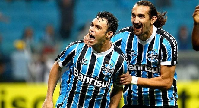 Kleber Gladiador - Grêmio - Jogador mais caro da gestão de Odone. Era referência técnica e símbolo de raça, mas passou a sofrer com lesões no Grêmio.