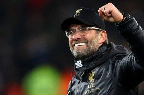 Jurgen Klopp comanda o Liverpool desde 2015