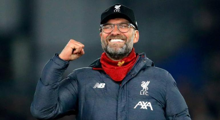 Juergen Klopp, do Liverpool