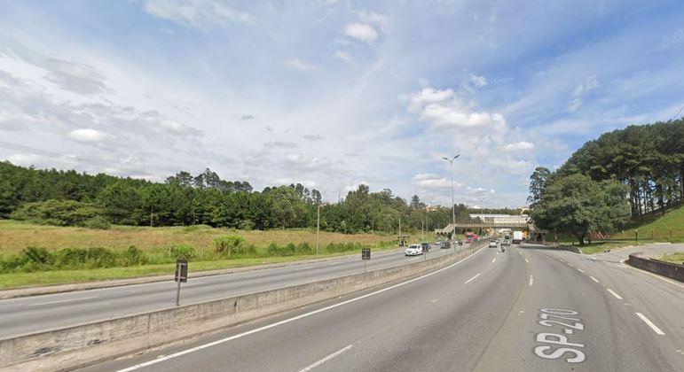 Grupo sequestrou o idoso no km 26 da rodovia Raposo Tavares