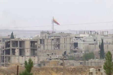 Kobane voltou a ser ocupada por tropas sírias
