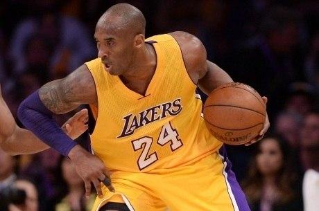 Kobe Bryant se aposentou da NBA em 2016