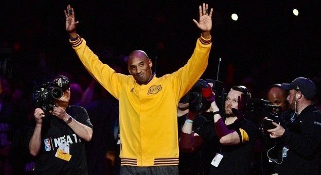 Kobe Bryant morreu no domingo (26), aos 41 anos