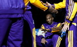 Kobe Bryant, Los Angeles Lakers,