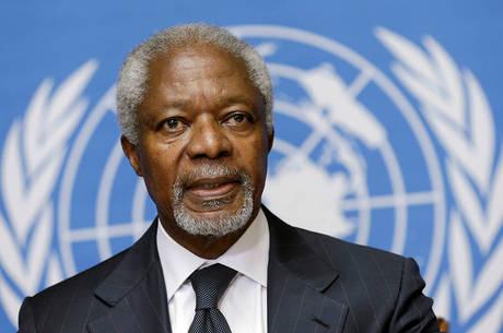 Kofi Annan, Prêmio Nobel da Paz, morre aos 80 anos