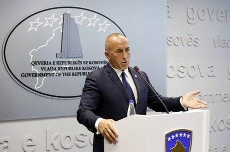 Ramush Haradinaj renunciou no dia 19 de julho