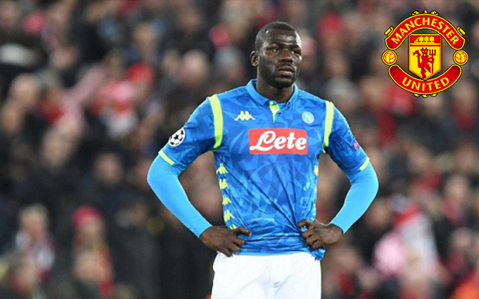 Koulibaly. Posição: Zagueiro. Idade: 28 anos. Clube atual: Napoli. Clube interessado: Manchester United.