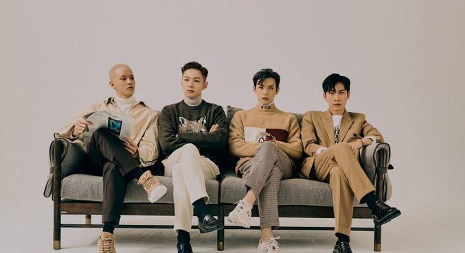 Grupo de k-pop BTOB 4U fala sobre retorno aos palcos e planos para unit