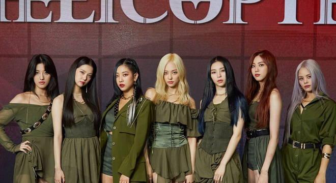 Depois de mais de um ano, grupo de k-pop CLC lançou nova música, Helicopter