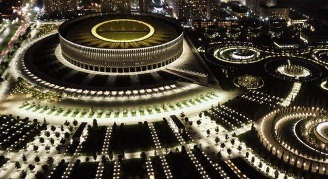 O Krasnodar Stadium