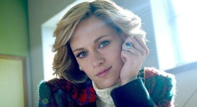 Kristen Stewart interpreta a princesa Diana em 'Spencer'