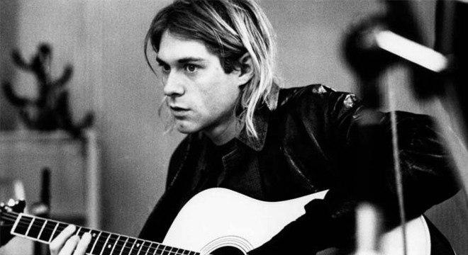 Há 53 anos nascia o genial Kurt Cobain, líder do Nirvana
