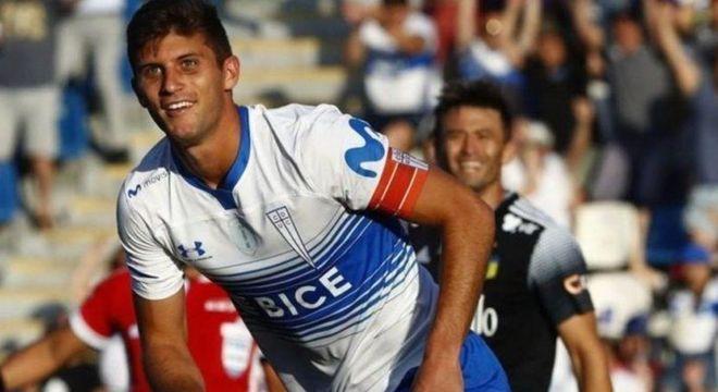 Kuscevic tem muita força física. E era cobiçado por rivais do Palmeiras