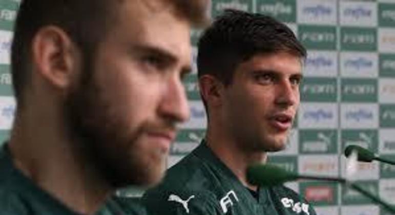 Kuscevic e Alan Empereur lutam pela posição de Gómez, caso ele não se recupere