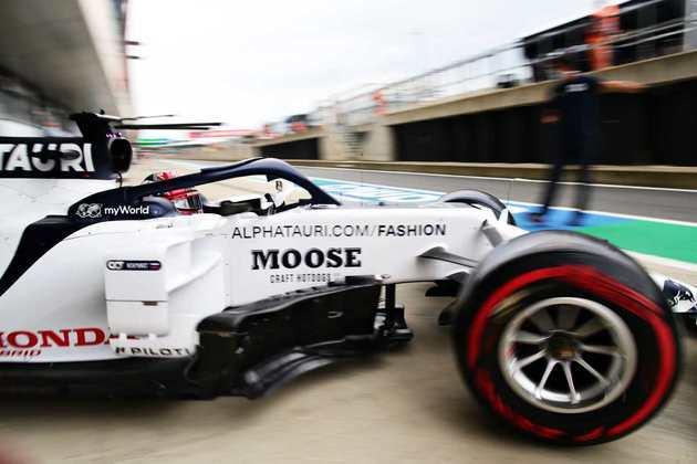 Kvyat espera conseguir um bom resultado no fim de semana do GP dos 70 Anos da Fórmula 1