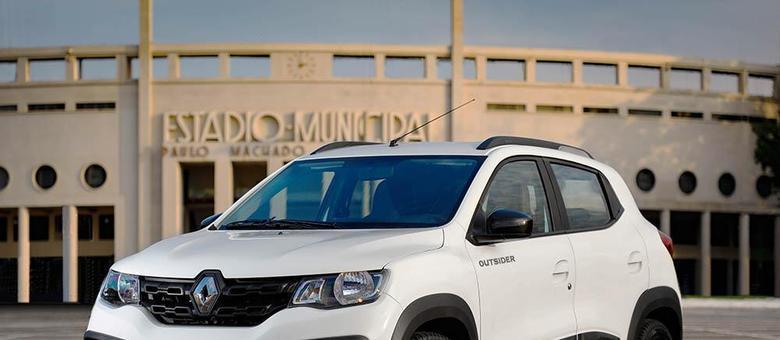 Sétimo carro mais vendido no país, Kwid tem plano de financiamento e manutenção acessíveis