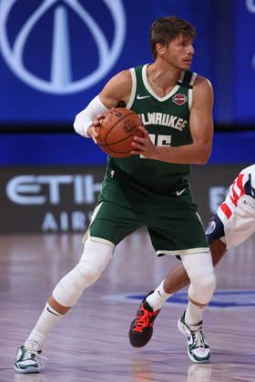 Kyle Korver (Milwaukee Bucks) 4,5 - Em dez minutos, Korver anotou seis pontos, com uma cesta de três em duas tentativas