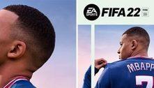 Kylian Mbappé é a estrela da capa de FIFA 22