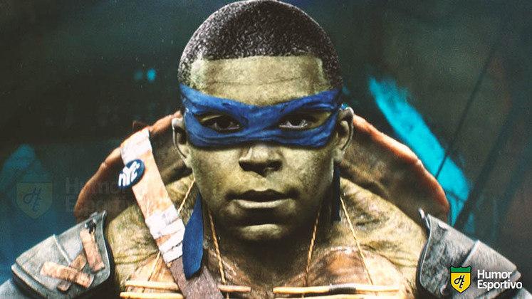Kylian Mbappé seria personagem do filme