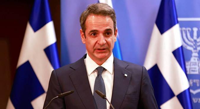 Premiê grego,  Kyriakos Mitsotakis, recebeu carta de renúncia de porta-voz