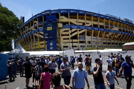 Estádio tem capacidade para 49 mil espectadores