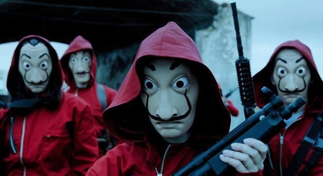 Bandidos voltam em terceira temporada