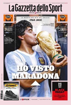 La Gazzetta Dello Sport - Itália