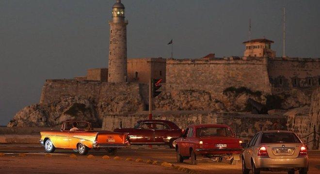 Foi em Habana Vieja que nasceu a capital cubana, há quase 500 anos Bairro