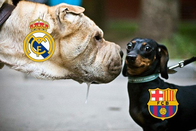 La Liga: os memes de Real Madrid 2 x 1 Barcelona