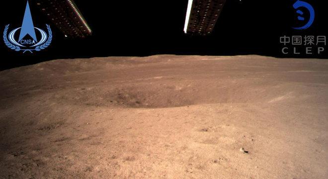 China pretende aterrissar em Marte após exploração na Lua